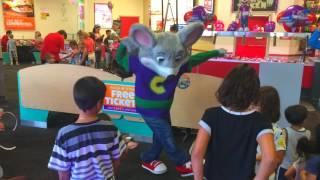 Chuck E's Happy Dance - Jovan&#...