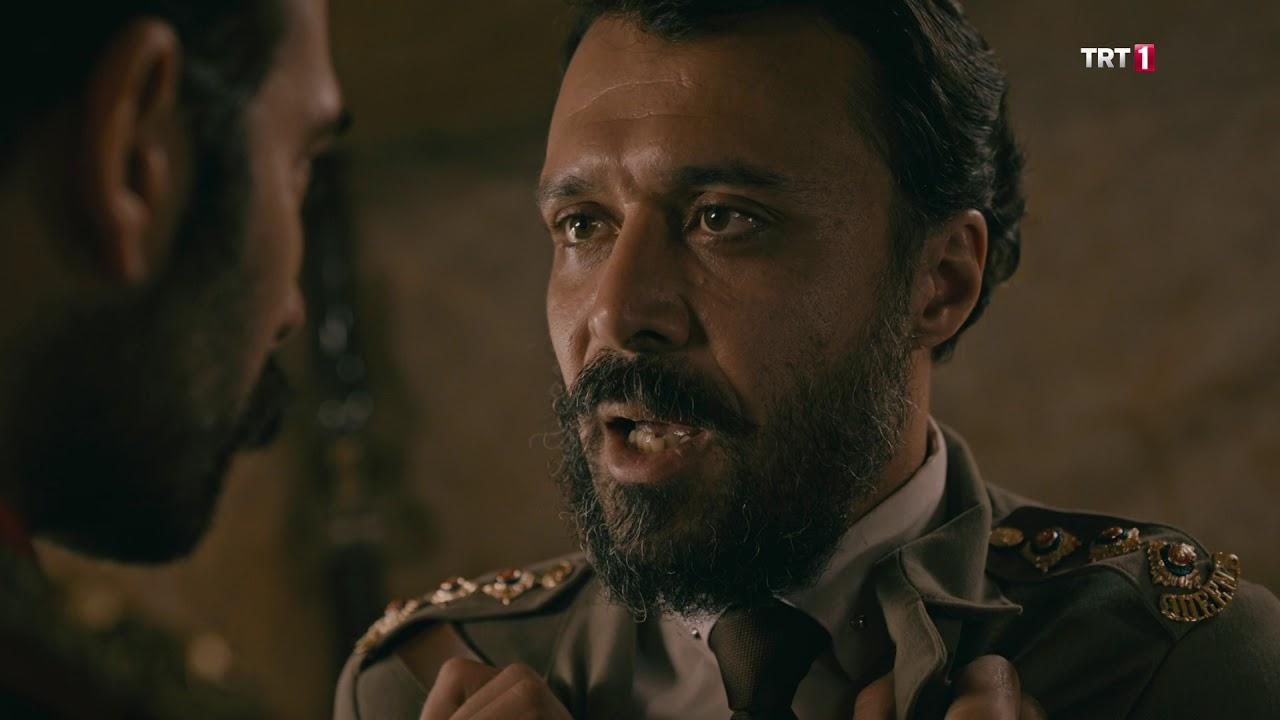Mehmetçik Kutlu Zafer 22. bölüm - Halil Paşa'nın kahraman şehitler ile konuşması!