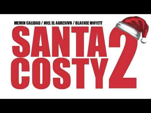 Santa Costy 2 Memin Calidad, blackie...