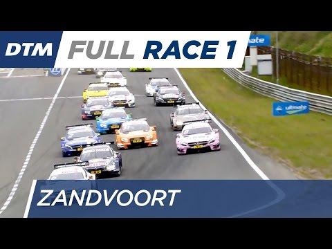 DTM Zandvoort 2016 - Race 1 - Re-Live (English)