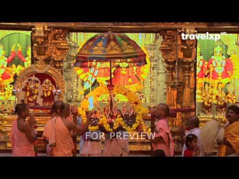 Divine Destinations - ISKCON Bengaluru