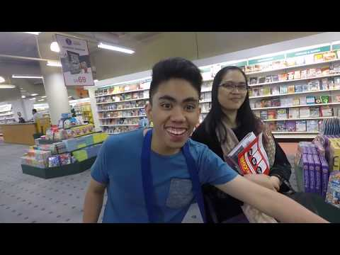MC Donalds Self Service & Playground and Our Visit at Jarir Bookstore