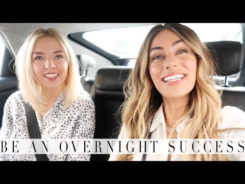 OVERNIGHT SUCCESS, FAVOURITE OUTFITS & GIRLIE PAMPER DAYS | Lydia Elise Millen | Ad