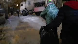 На месте взрыва в Магнитогорске спасли собаку