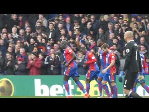 Crystal Palace 1 Watford 0 Troy Deeney own goal