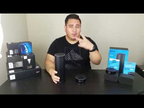AMAZON ECHO AND AMAZON ECHO DOT REVIEW, TIPS, AND FUNCTIONS