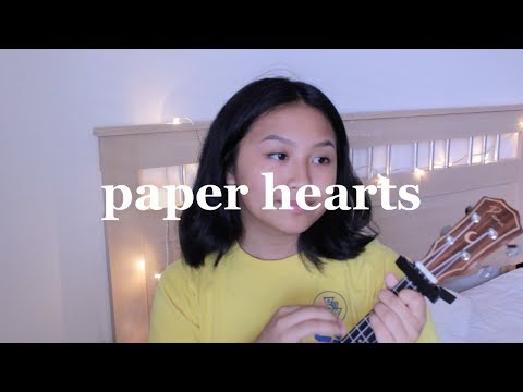 paper hearts - tori kelly // lauree sabado UKULELE COVER