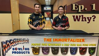 Why Your Bowling Ball Performs So GREAT When it's Brand New