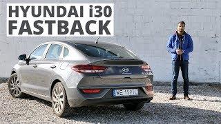 Dlaczego Hyundai to zrobił? Testujemy i30 Fastback