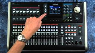 Tascam DP-24 Unbox and First Impressions with David Wills (ProAudioDVDs.com)