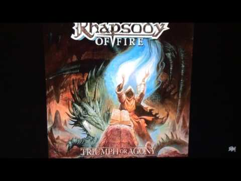 Listening To Rhapsody Of Fire - Son Of Pain