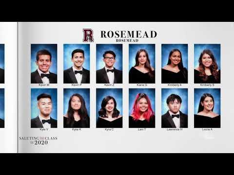 Saluting the Class of 2020 -- Rosemead High School | NBCLA