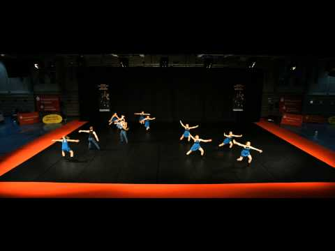 Media Mission Filmproduktion - Trailer Deutsche Meisterschaften Jazz und Moderndance 2014