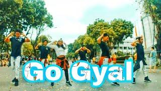 Ahzee-GO GYAL (Zumba)