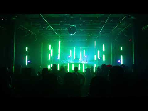 Hawaii Events Unlimited providing lighting for Livewire Time Tripping(Longer video)