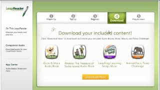 How to Set Up Your LeapReader Reading and Writing System | LeapFrog