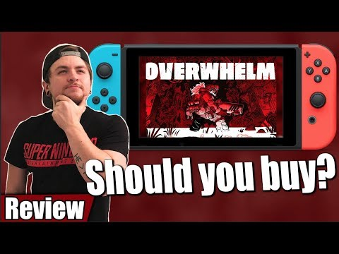 OVERWHELM Nintendo Switch Review   PROCEED WITH CAUTION!