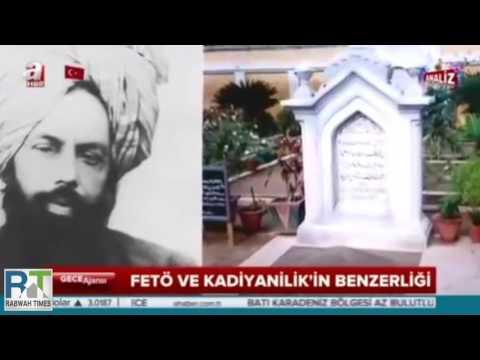 A HABER TV Turkey airs anti-Ahmadiyya program linking them to Fethullah Gülen