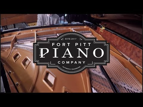 Fort Pitt Piano Company: Boston GP-193 Grand Piano