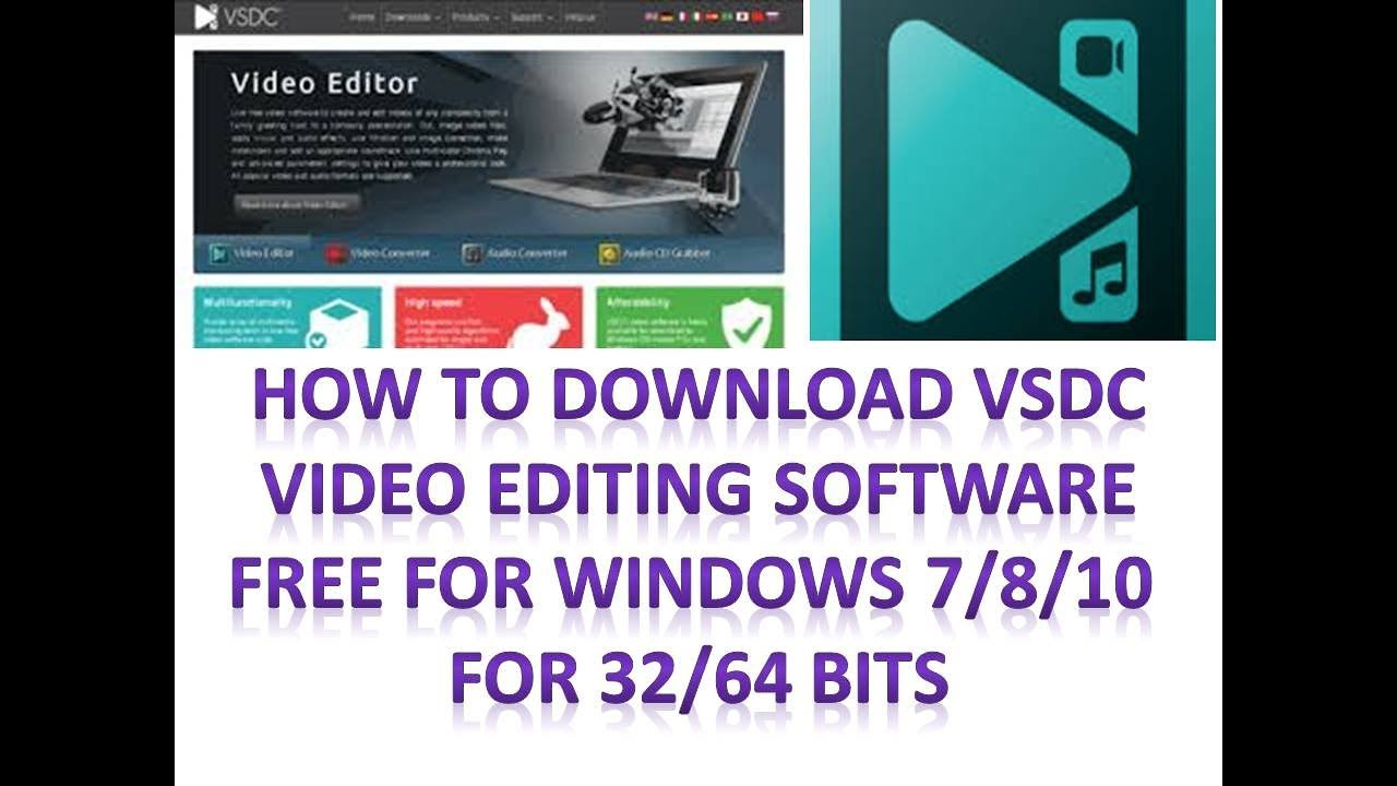 HOW TO DOWNLOAD VSDC VIDEO EDITOR FREE FOR 32/64 BIT| BEST VIDEO EDITOR  FREE DOWNLOAD| VIDEO EDITOR