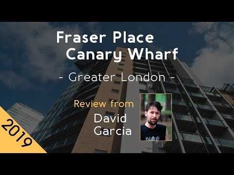 Fraser Place Canary Wharf 4⋆ Review 2019