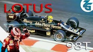 "Project Cars: Lotus 98T (Ayrton Senna -1986) ""Pica Neguin"""