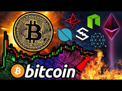 BITCOIN CRITICAL LEVEL!! $13.3k or $8.8k?! China Altcoins Explode! Will More Alts PUMP?