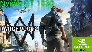 Скачать Watch Dogs 2 Intel Core I5 650 8GB RAM Nvidia GT 1030