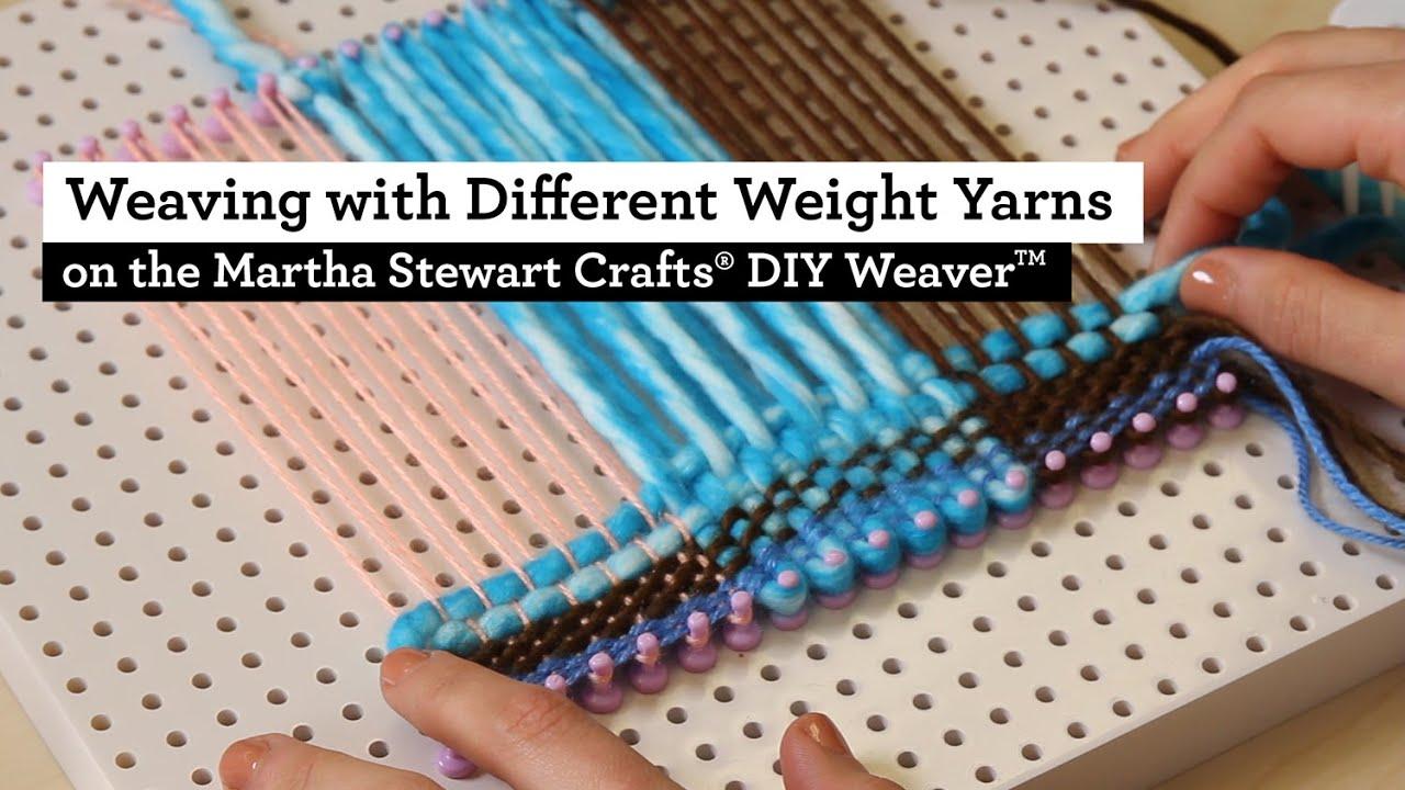 Martha Stewart Crafts Diy Weaver