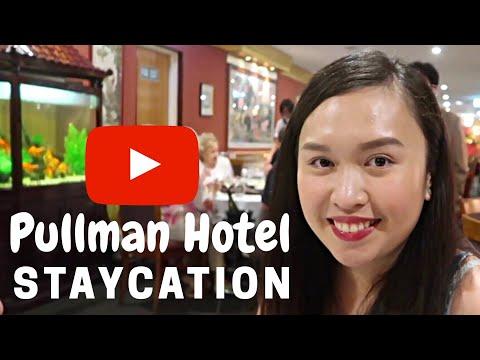 Staycation At Sydney Pullman Hyde Park Hotel   The Love Vlog Episode 50