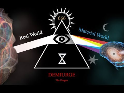 The Matrix Reality Concept - The Serpent And Consciousness - The Demiurge