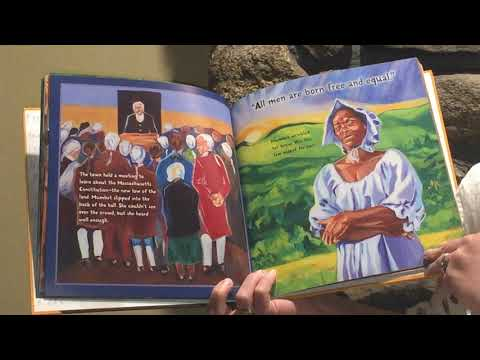 Revolutionary Story Time! Mumbet's Declaration of Independence