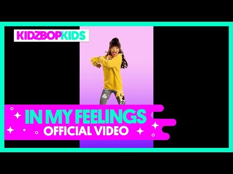 KIDZ BOP Kids - In My Feelings (Vertical Video) [KIDZ BOP 39]