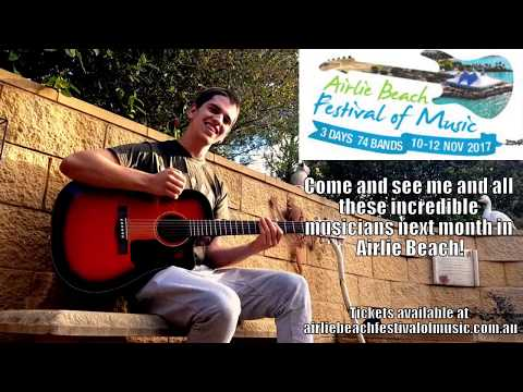 ANNOUNCEMENT! Airlie Beach Music Festival November 2017