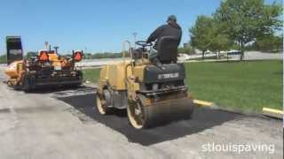 Asphalt Patching with Base Repairs - St Louis Paving, Inc