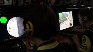 Na`Vi.Counter-Strike vs ESC Gaming @ Techlabs Kiev 2012