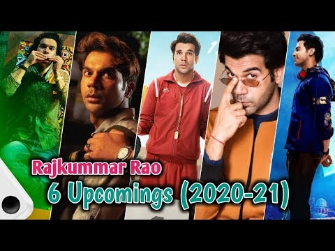 Rajkumar Rao Upcoming Movies 2020 | Rajkumar Rao Bollywood Movies | Ludo Trailer | Roohi Afzana Cast