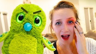 HATCHIMAL BLACKEYE DISASTER!