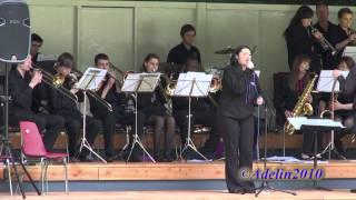 Dewsbury/Mirfield Music Centre Swing Band  MAMBO ITALIANO @Düsseldorf 2012 Resimi
