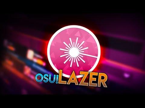Trying osu! Lazer