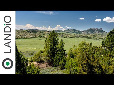 SOLD By LANDiO • Land In Wyoming • Hunting & Fishing Paradise Bordering BLM Land