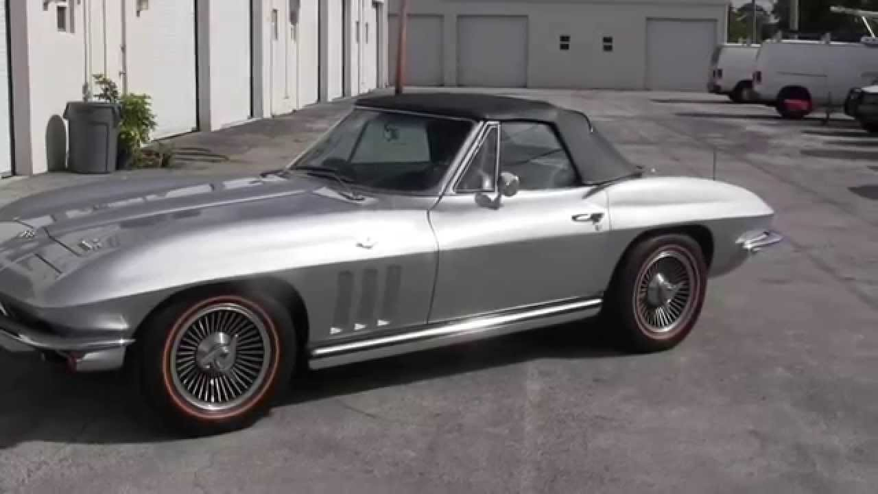 1965 corvette 365hp for sale body off ac ps pb 4 spd menonthejobcars. Cars Review. Best American Auto & Cars Review