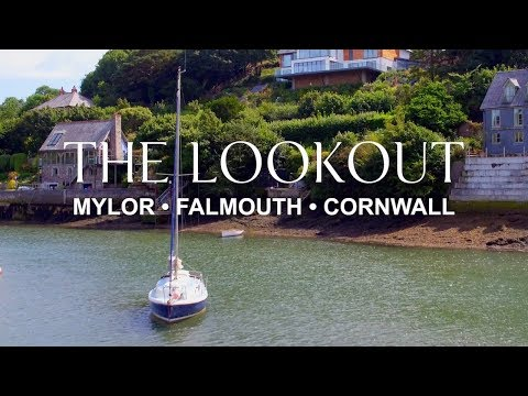 Luxury Waterside Property Video | Lookout, Mylor | Knight Fr