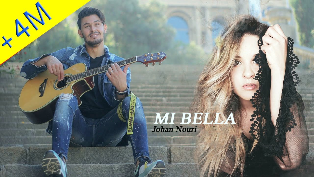 """جوهان نوري أول فنان ناظوري يدخل قائمة الفيديوهات الأكثر مشاهدة على اليوتيوب بالمغرب بأغنيته الجديدة """"MI BELLA"""""""