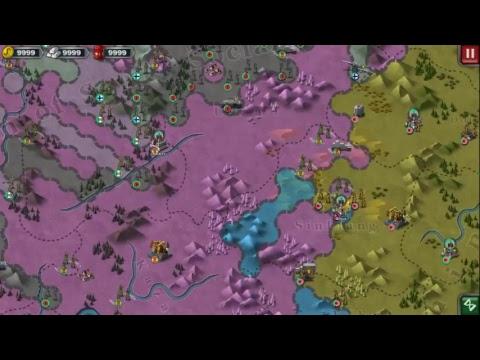 World Conqueror 3 Spanish empire campaign