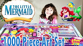 the little mermaid art activity collection stamps stickers paint 1000 pieces disney duration 1625 cammi tv 15259 views - Disney Princess Art And Activity Collection