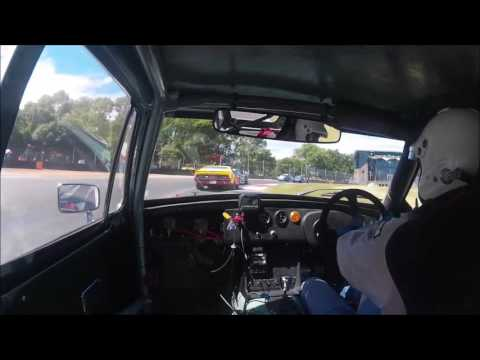 Ian Prior SPEED FEST 2017 RACE 2