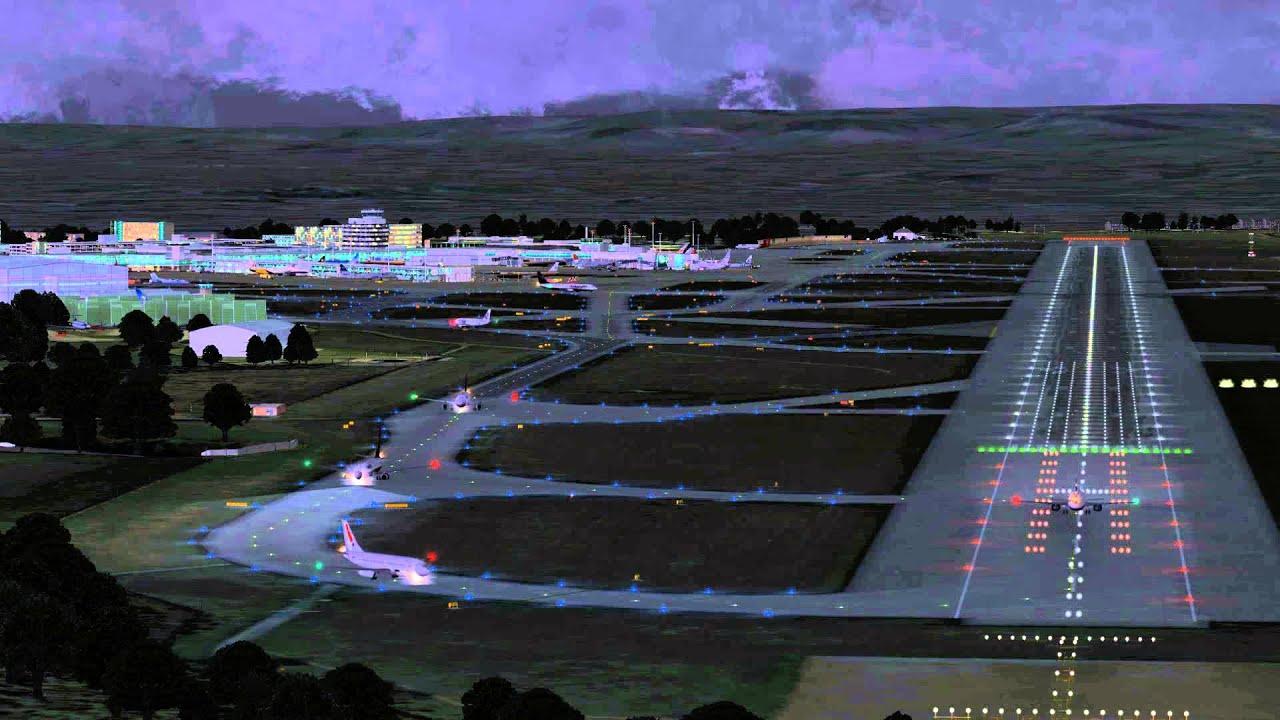 Fsx Wallpaper Hd Air Traffic Control Quot Boston John Quot Part 3 Fsx Youtube