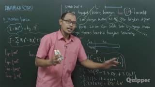 Gambar cover Quipper Video - Fisika - Dinamika Rotasi - Kelas 11