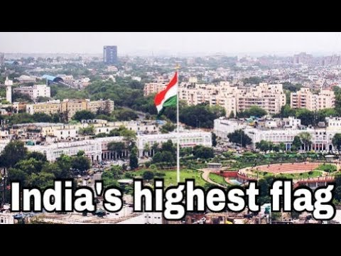 Highest Indian Flag, (Rajiv Chowk) ,New Delhi